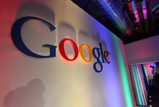 GoogleLogoinBuilding43byRobertScoble