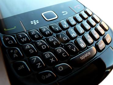Flickr photo Blackberry Curve 8520 Keypad by Langleyo