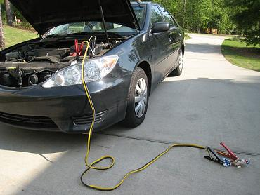 Buddy McNutty, can you help me jumpstart my car by Dougw (via Flickr)