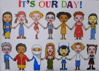 International Womens Day by Jiggs Images