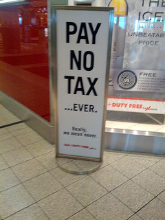 Tax Avoidance Scheme by gruntzooki.jpg