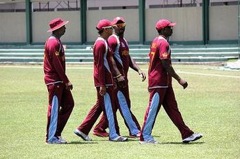West Indies Cricket Team by Nazly
