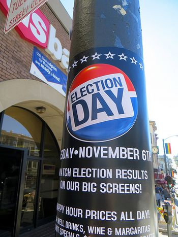 Election Day 2012 by TorbakHopper