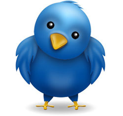 TwitterBird by Travelin Librarian